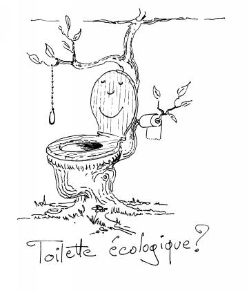 Les Toilettes sèches, ça vous dit ?