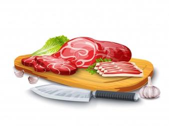 Arrivage de viande